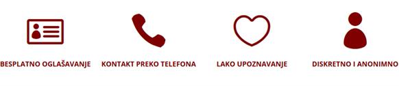 Lični kontakt preko telefona - Lako-upoznavanje